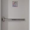 cửa chống cháy p1 bar